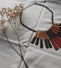 Ősz színei nyaklánc