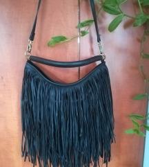ELADVA Rojtos fekete táska