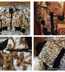 M-es Versace utanzat kabi