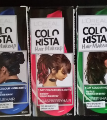 L'Oreal Paris Colorista Hair Makeup hajszínező