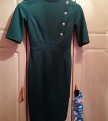 Zöld orsay   új ruha
