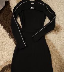 Új Puma ruha tunika fekete S