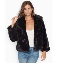 Eredeti, új Victoria's Secret műszörme kabát.