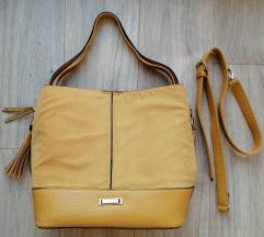 Mustársárga Orsay táska
