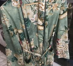 Zara szatén kimonó