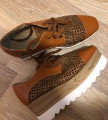 Platform lukacsos cipő