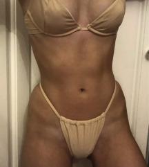 Bézs bikini