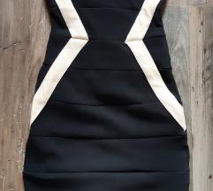 Tally-s elegáns,alakformáló ruha