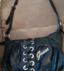 Guess bőr táska