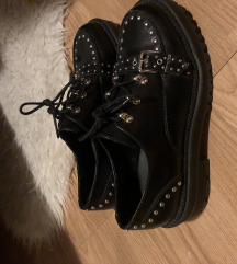 Tavaszi platformos  cipő
