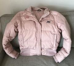 Púder színű HH kacsatoll kabát
