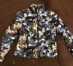 Virágos tavaszi kabát