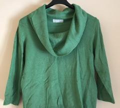 Marks & Spencer, zöld pulóver