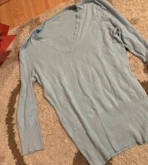 Hosszított pulóver