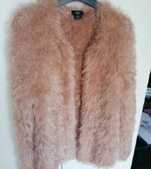 F&F szőrös kabát