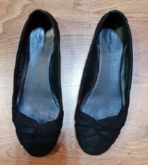 Fekete balerinacipő
