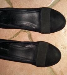csinos fekete velúr cipő 37-38