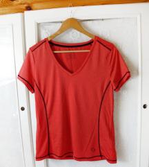 ✿ Piros - fekete Crivit sport póló / edző póló