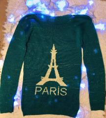 ❤️ Paris Eiffel tornyos pulcsi ❤️