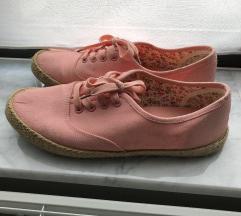 Espadrilles tornacipő