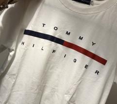 Tommy Hilfiger fehér replika póló