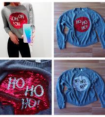H&M téli pulcsi