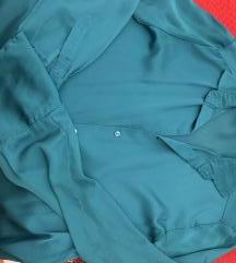 Benetton selyemblúz
