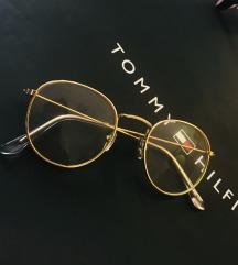 Fake / sima lencsés szemüveg