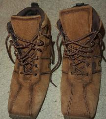 Hasított bőr női cipő