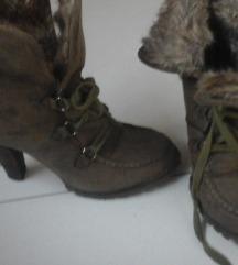 Norah világosbarna cipő