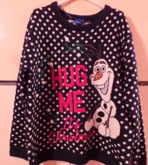 Frozen / Jégvarázs Karácsonyi pulóver - Disney
