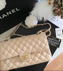 Chanel Classic Flap Bag + INGYENES GLS futárral
