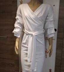 New Collection Fodros ujjú női ruha- S/M- ELADVA
