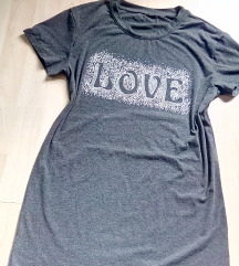 Kettő darab hosszú póló(ruha)