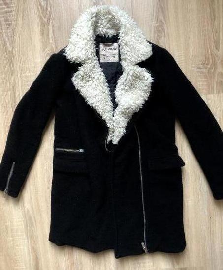 Téli kabát (női) - PULL AND BEAR - S