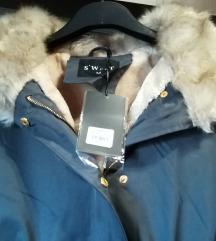 Új téli parka kabát