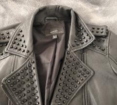 Bőr kabát