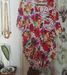 virágos nagyon színes ing