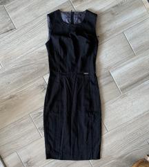 Fekete irodai ruha