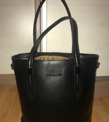 Fekete shopper bag !akció!