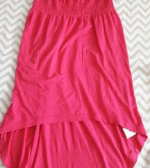 M-es nyári rózsaszínű ruha  - ESMARA.