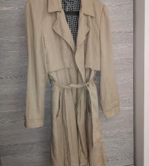 Zara trench kabát/M,kisebb L