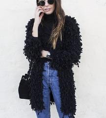 Zara fluffy cardigan