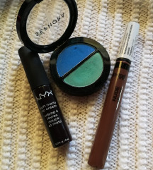 Sminkcsomag (NYX, Sephora, Trend it up)