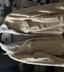 H&M szőrmés kabát