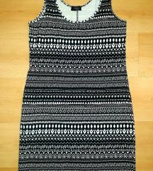 Hibátlan mintás ruha L