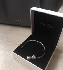 Új Pandora shine záras karkötő féláron