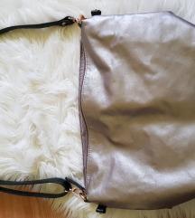 Lilásszürkés táska
