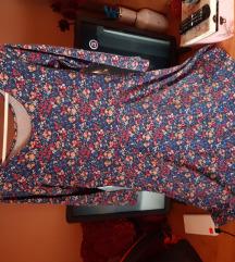 Virágos ruha / egyberuha