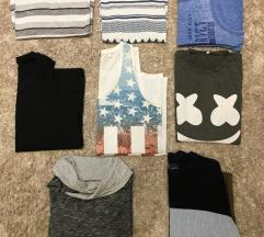 Férfi ruhák csomagban